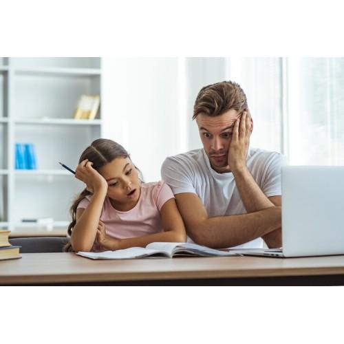 Çocuklarda Evden Eğitim Süreci